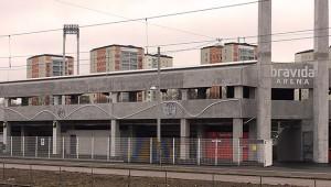 Tifo - betongfris av Per Petersson