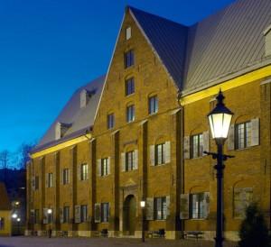 Kronhuset kommer få ny fasadbelysning