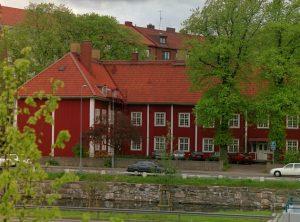 Mariagården vid Stampen