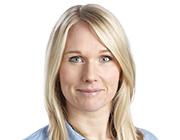 Higab-medarbetaren Matilda Öhagen