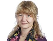 Higab-medarbetaren Annica Åkerblom