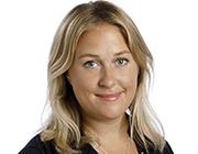 Higab-medarbetaren Maja Johansson