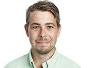 Higab-medarbetaren Niklas Johansson