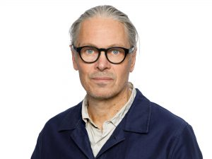 Higabs nya medarbetare Claes Boman