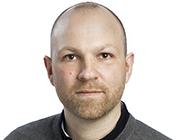 Higab-medarbetaren Anders Bjerstaf
