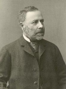 Porträttbild på Frans Jacob Heilborn