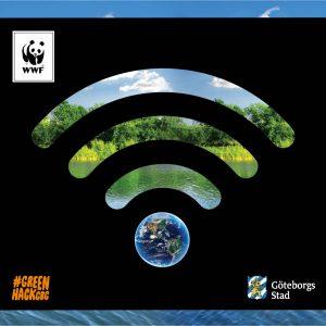 Marknadsföringsbild för Earth Hour