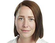 Higab-medarbetaren Jasmin Augustsson