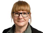 Higab-medarbetaren Josefina Hellström
