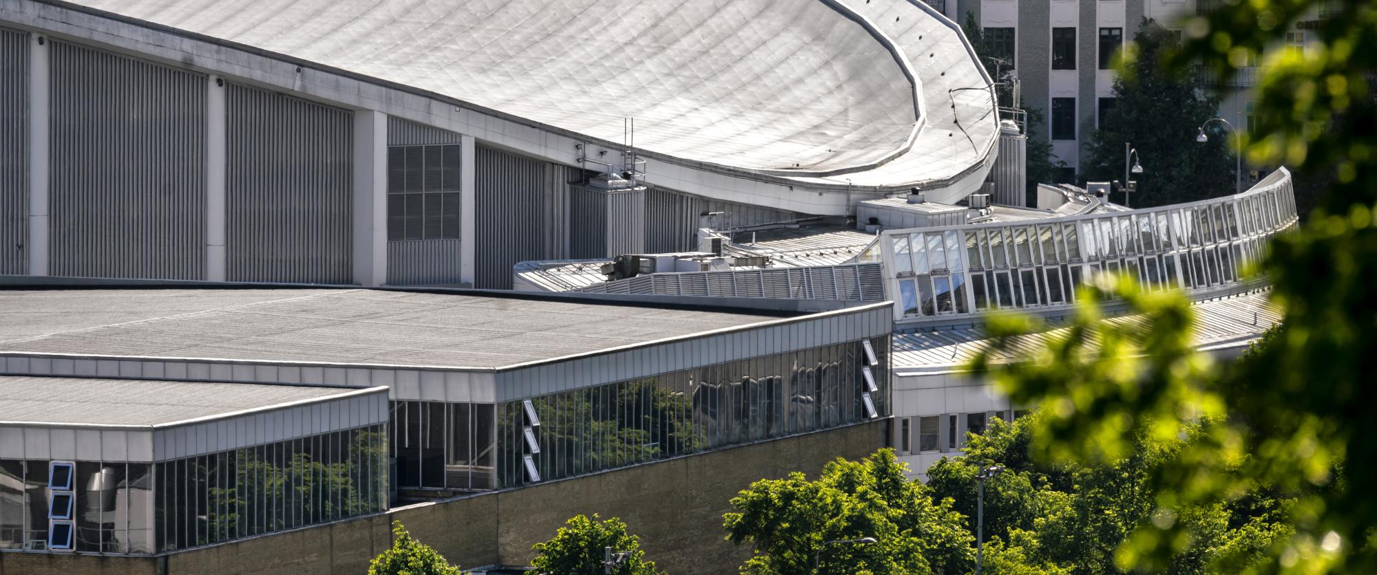 Taken på Scandinavium och Valhalla Sporthallar.