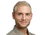Higab-medarbetaren Simon Karlsson