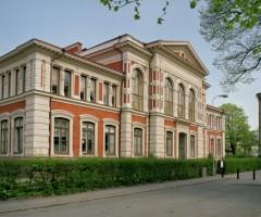 Utsidan av Arbetarinstitutet.