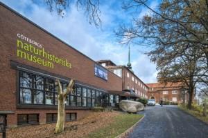 Naturhistoriska museet exteriör.nov 2015