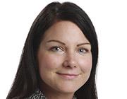 Higab-medarbetaren Jessica Säfström