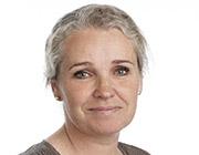 Higab-medarbetaren Karin Lottkärr.