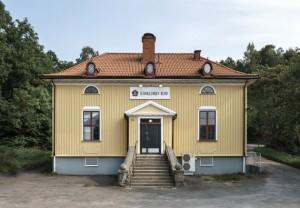 Lillhagens skola,Gamla Lillhagsvgen 28,exterir