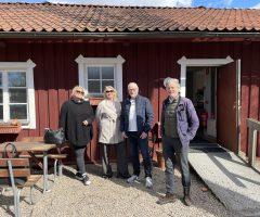 Hemlösa äldre får hjälp i Mariagården