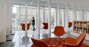Interiör Stadsbiblioteket